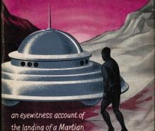 Flying Saucer Allingham