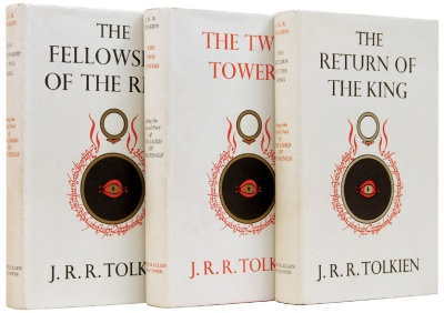 LOTR First Edition