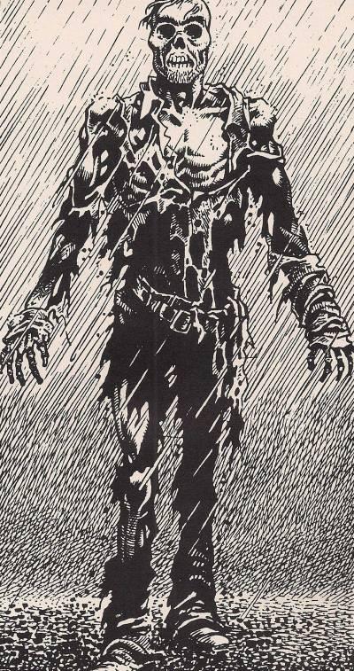 Magnus Zombie