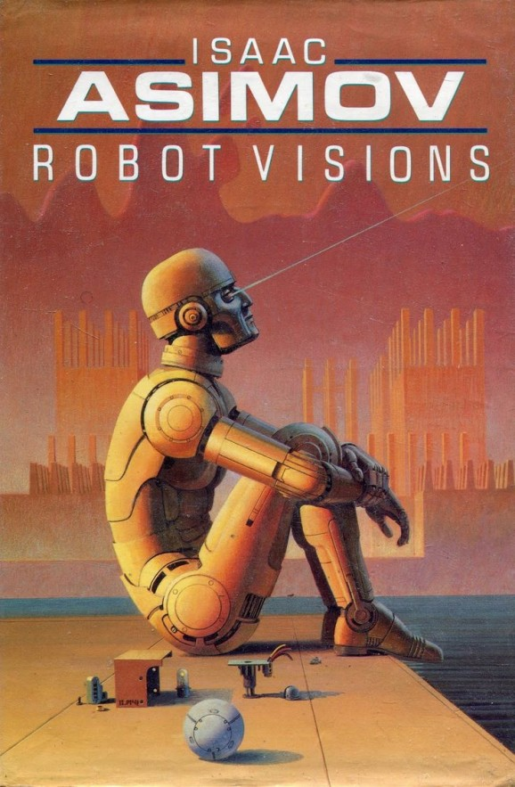 an overview of isaac asimovs robotics essay Isaac asimov asimov, isaac - essay homework help by introducing the three laws of robotics, asimov emphasizes the need for ethical and moral responsibility in.