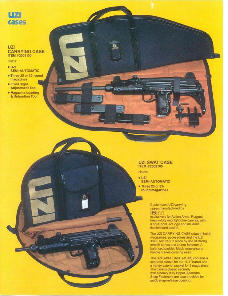 UZI Pistol .22LR 20 round NEW in Case Picatinny Rail and Threaded ...