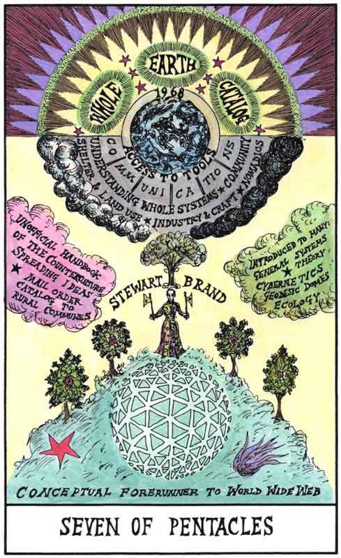 Hexen Tarot
