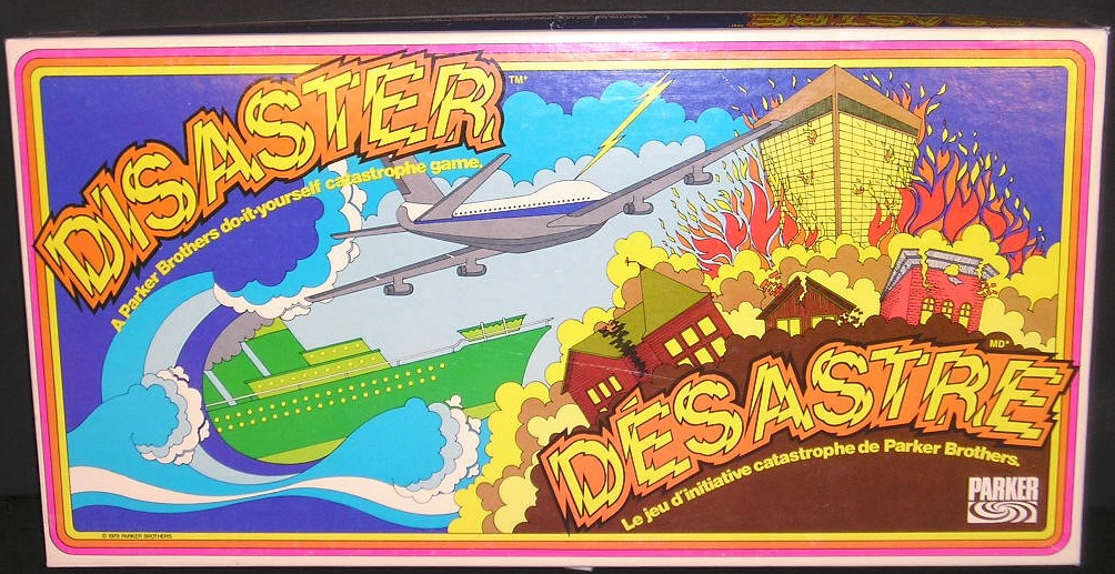 Fashion Disaster Game