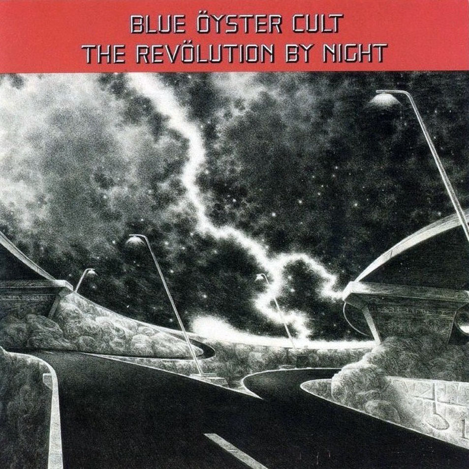 Blue Oyster Cult Extraterrestrial Intelligence Art Drawings