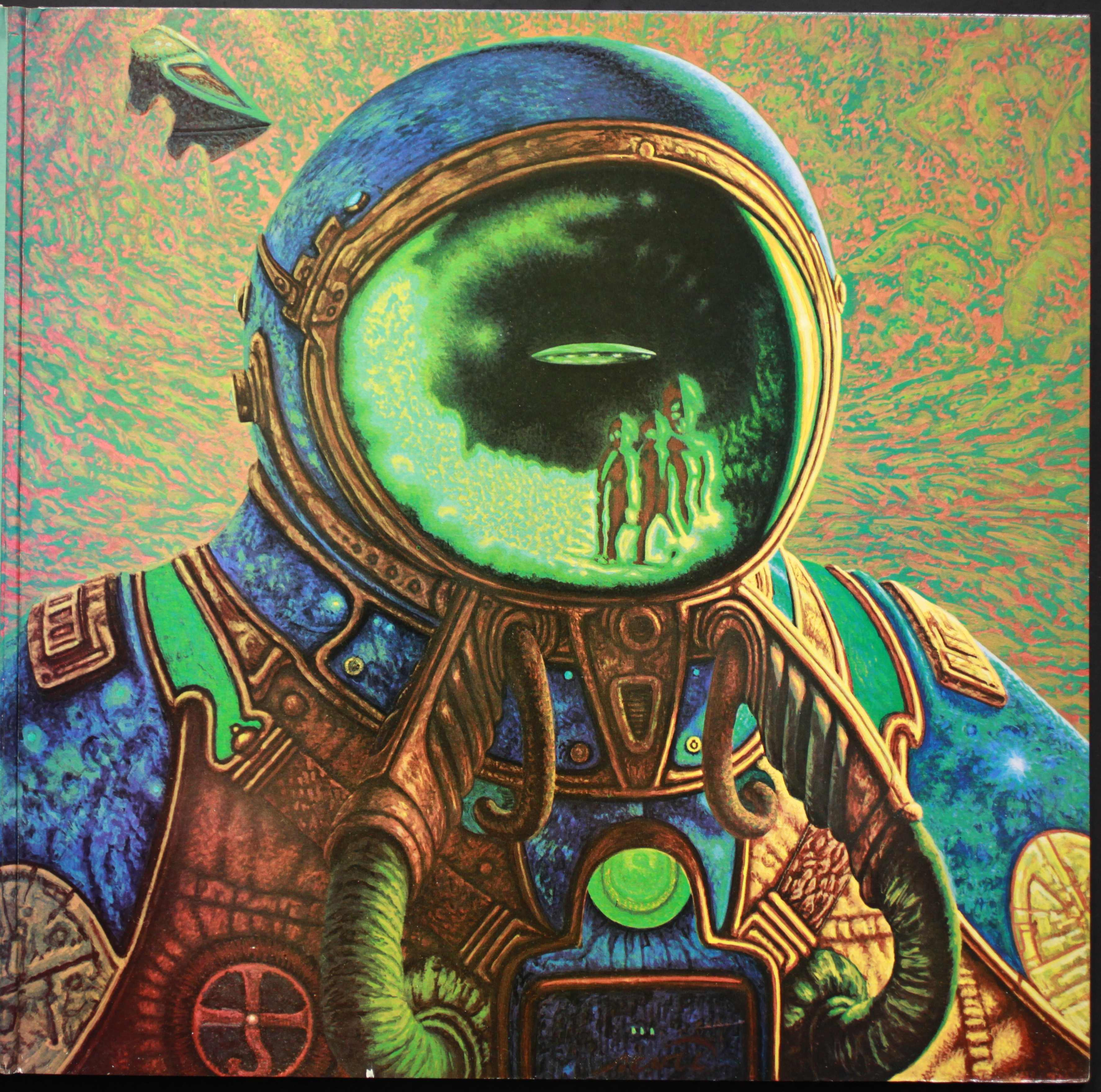 A final outrage the album art of blue yster cult though dogged by the same muffled sound that afflicts all bc live recordings extraterrestrial live also boasted a cover for the ages and is a fitting buycottarizona Choice Image