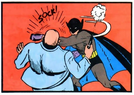 comic book sound effects 1939 1985