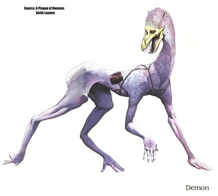 Barlowe Demon