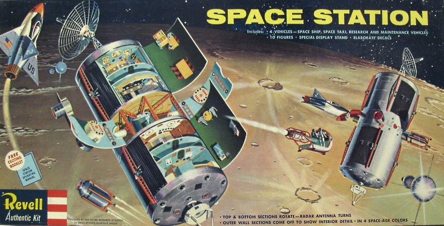 revell space station - photo #15