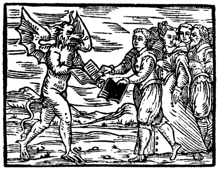 Compendium Maleficarum Guazzo witches book