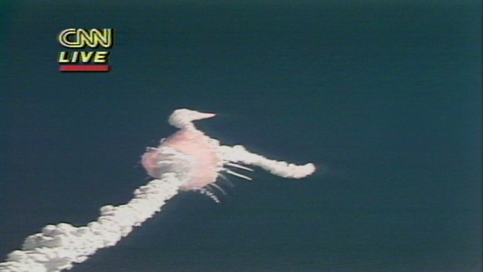 when did space shuttle challenger blow up - photo #9