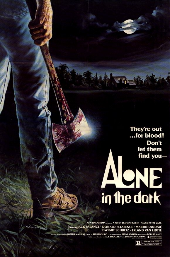 The Killer in Me(n): Slasher Film Posters, 1980 – 1988