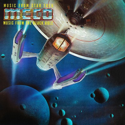 meco music from star trek and the black hole 1980