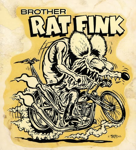 Ed Big Daddy Roth S Monster Car Illustrations