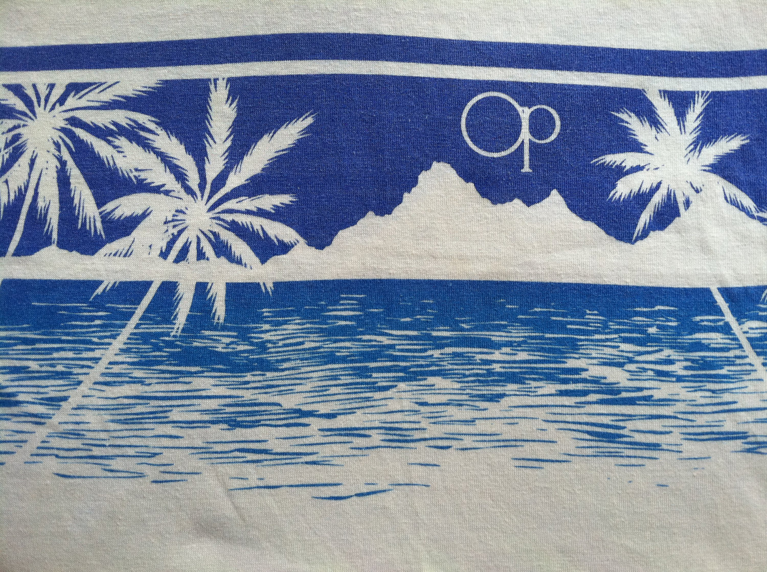 Ocean Pacific Apparel Designs, 1979 – 1989