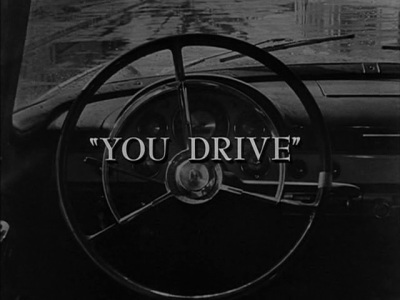 you drive