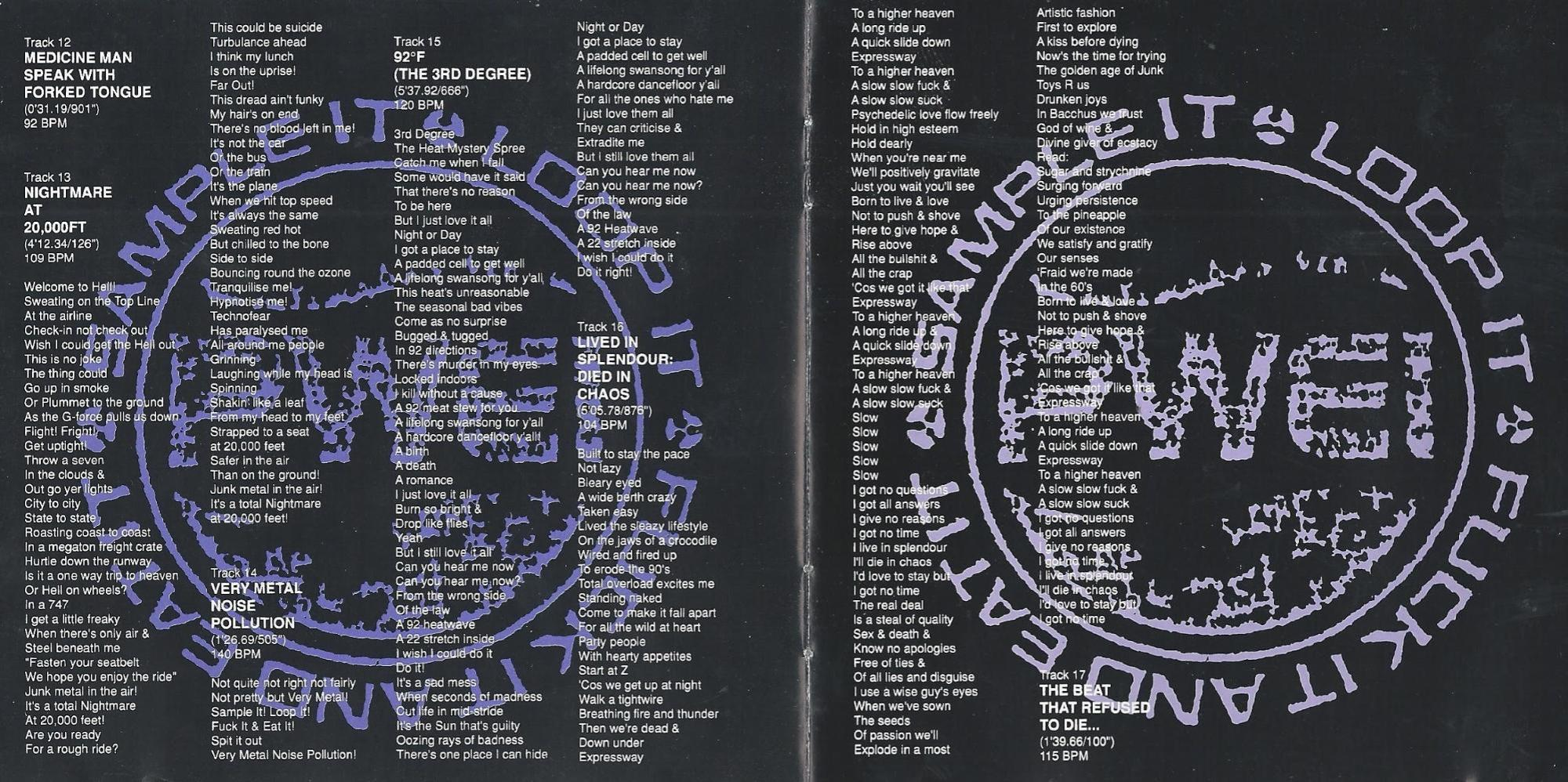 pwei liner notes