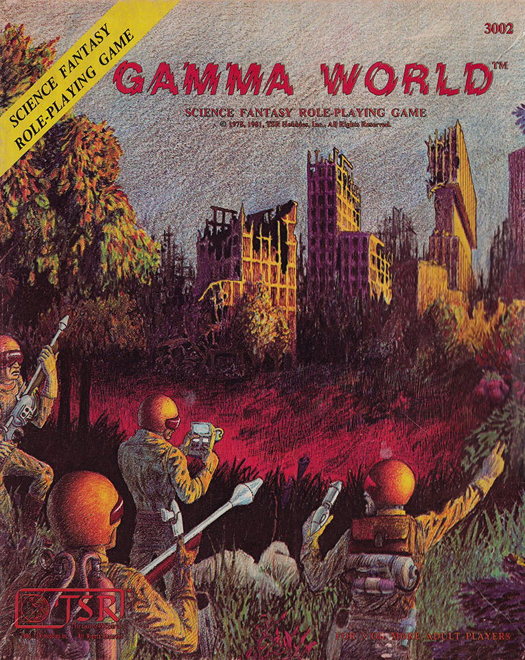 Gaming the post apocalypse gamma world and paranoia gumiabroncs Choice Image