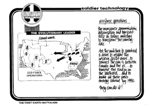 Warrior Monks and Video Technoids: Documents of the First