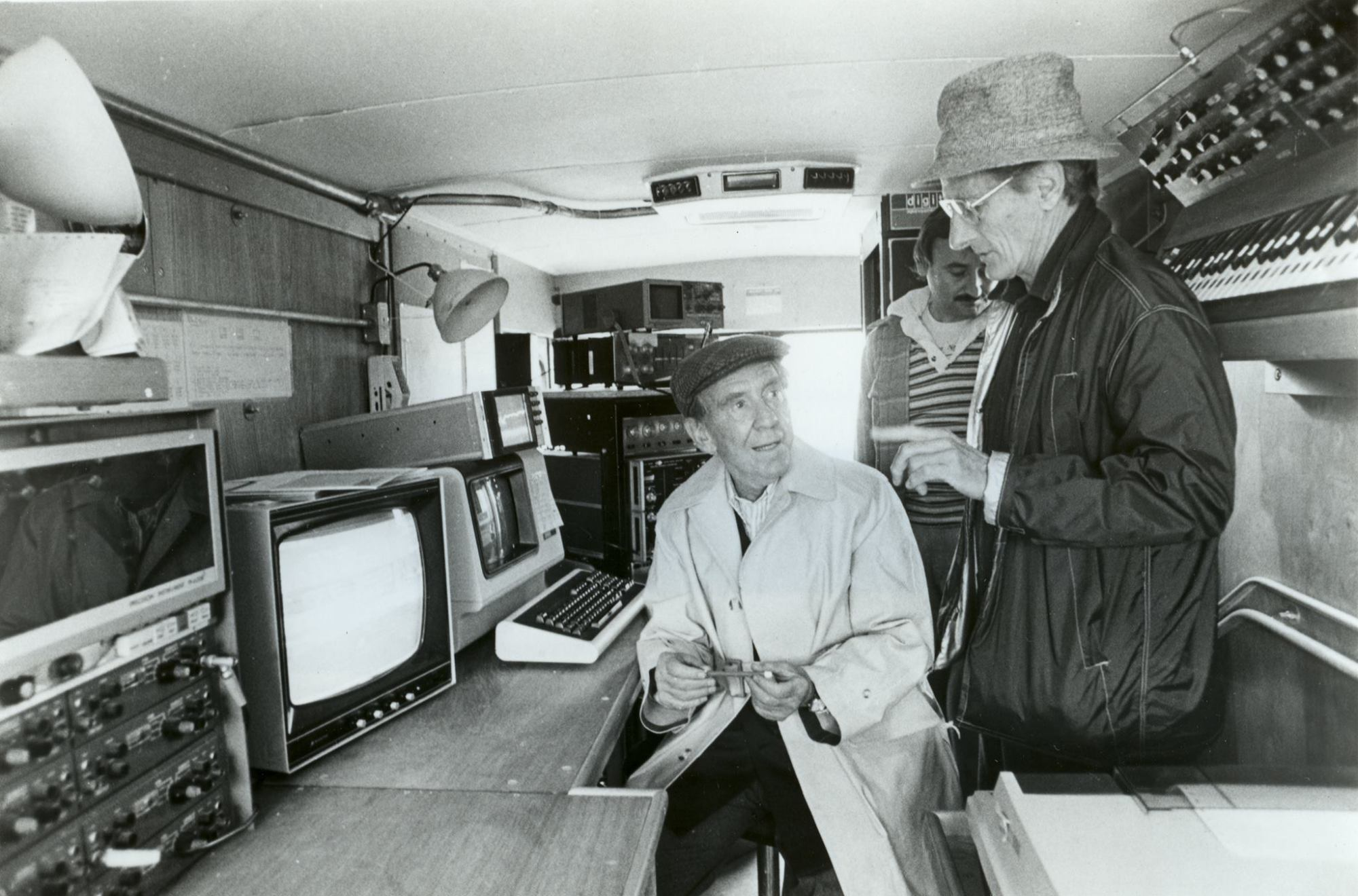 burgess meredith john c lilly 1980