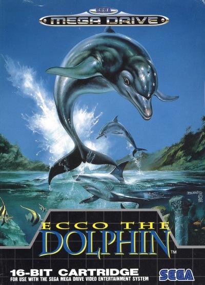ecco the dolphin mega drive 1993