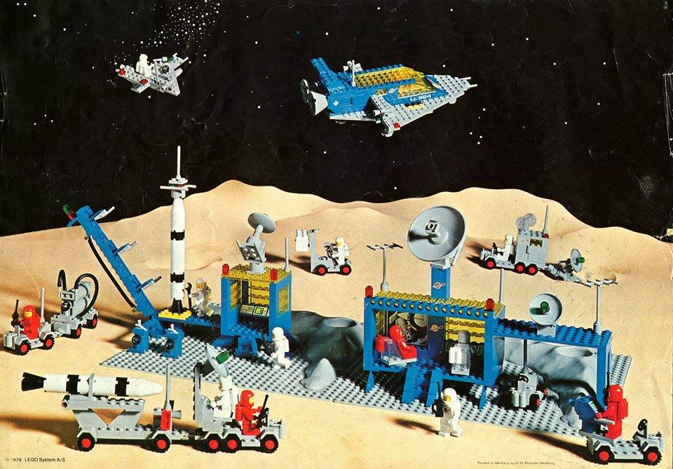 From Galaxy Explorer To Galactic Enforcer The Evolution Of Lego Space