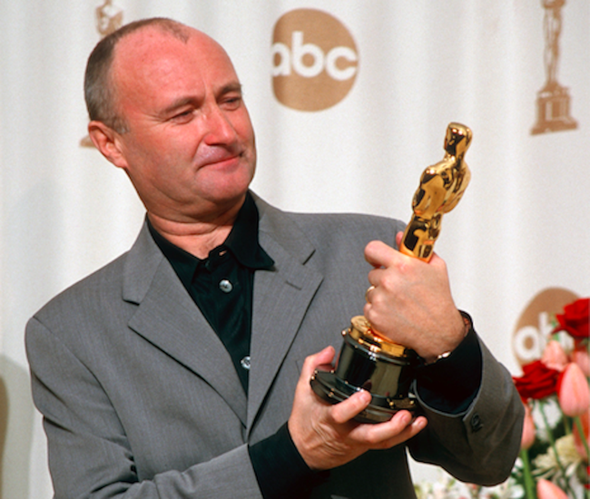 phil collins oscar 2000