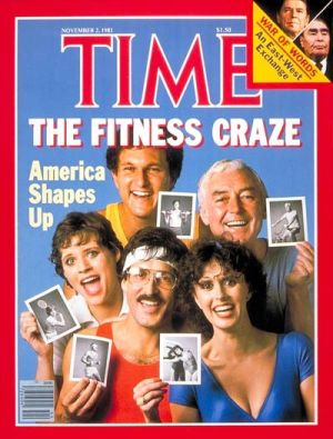 time magazine 1981 the fitness craze