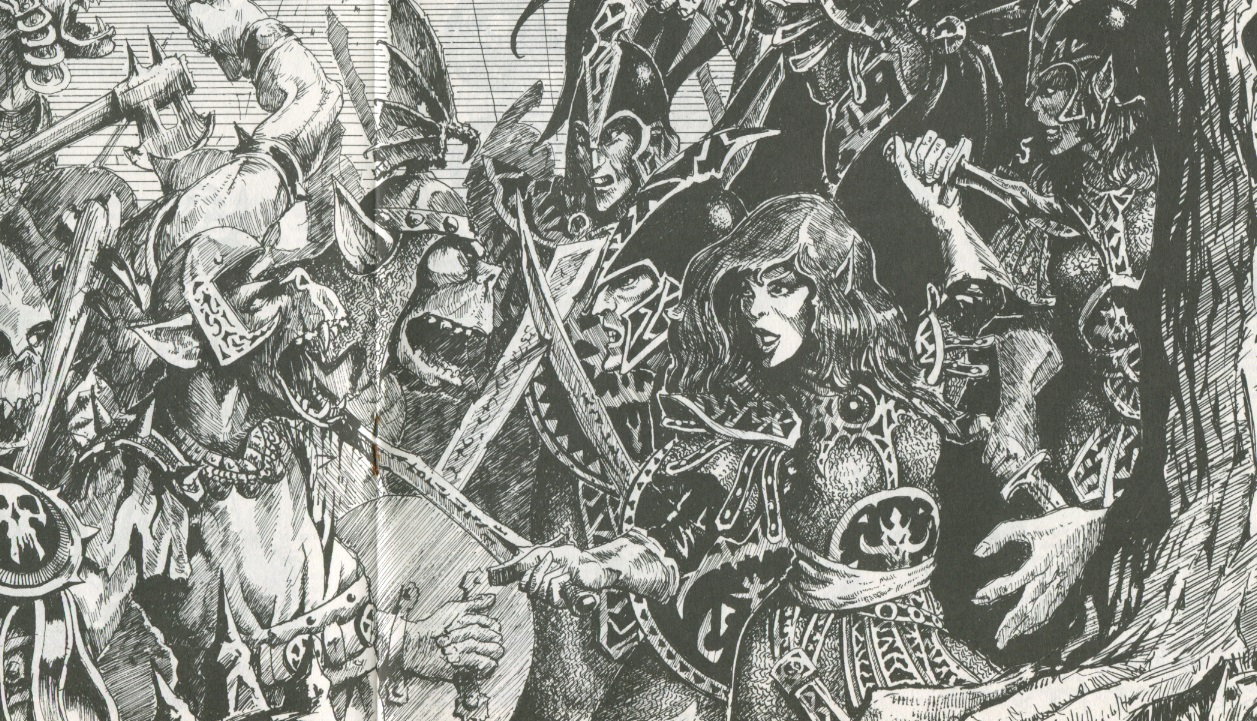 When Warhammer Was Radical The Egalitarian Origins Of The