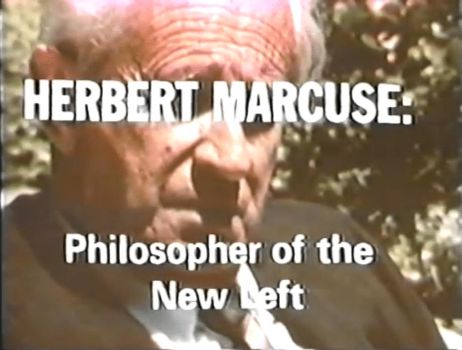 herbert marcuse documentary 1968