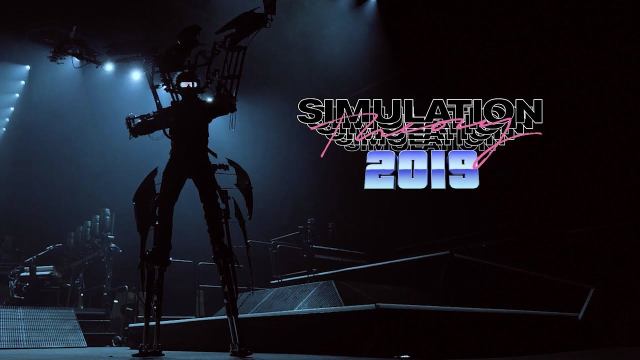 simulation theory tour 2019