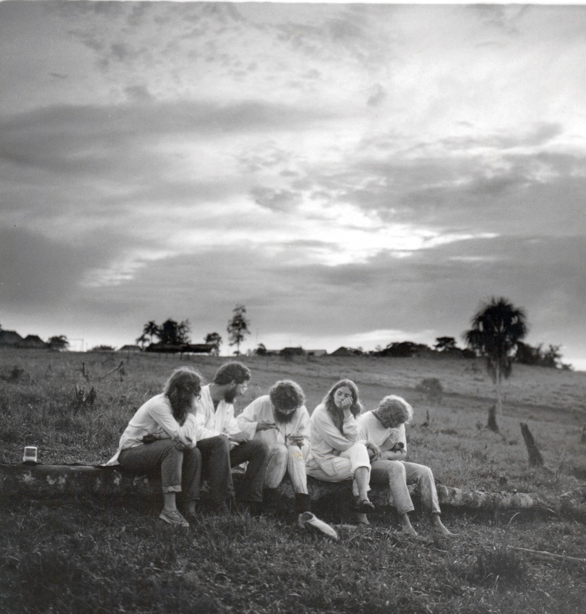 mckennas at la chorrera 1971