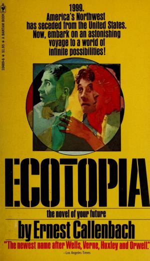 ecotopia paperback softcover cover 1977